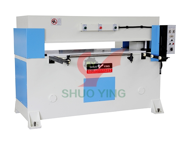 Precision four column hydraulic plane cutting machine