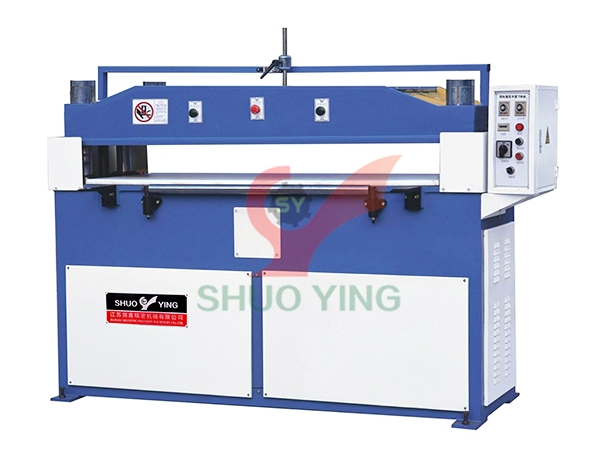 Precision four-column hydraulic plane cutting machine