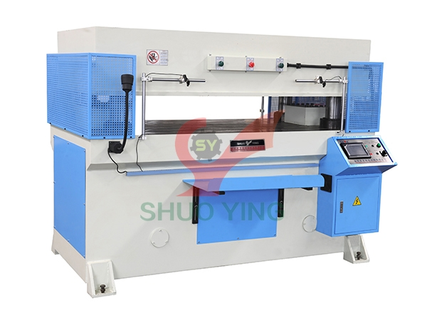 PLC control precision four-column hydraulic plane cutting machine for floor